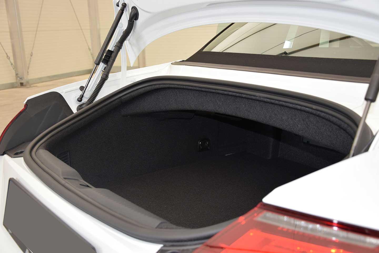 Kofferraum-Seitenverkleidung Audi TT Roadster