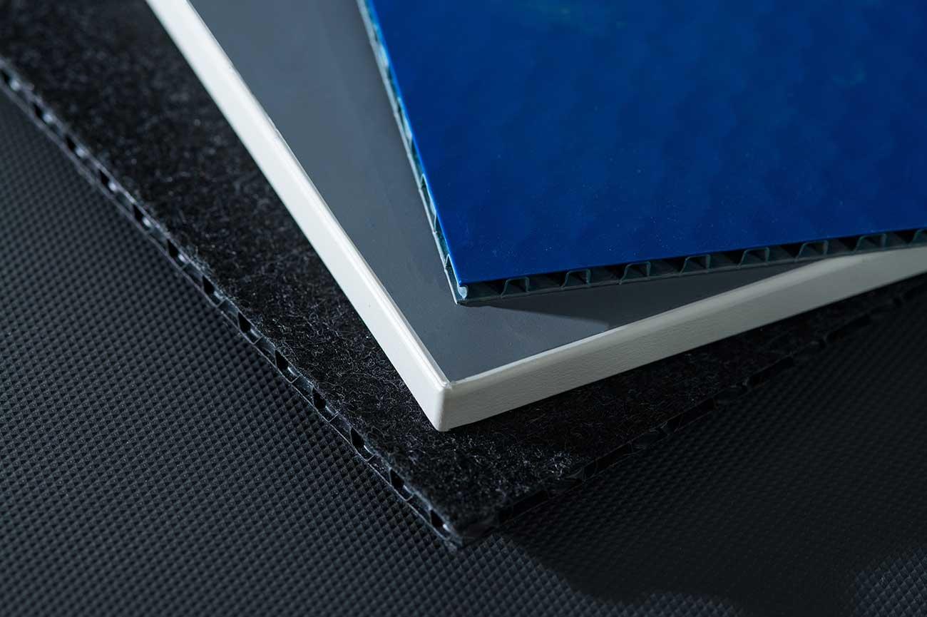 Leichtbauplatten Kunststoffplatten Zuschnitt Con-Pearl