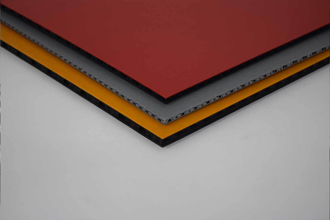 PP-Hohlkammerplatten Leichtbauplatten Con-Pearl