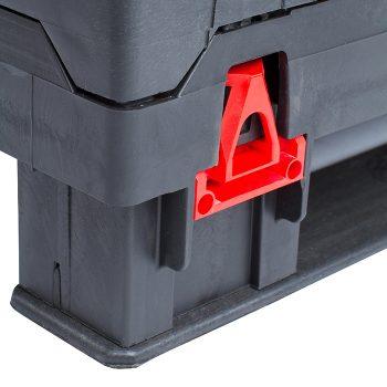 Füße und Kufen der Light TECH Box