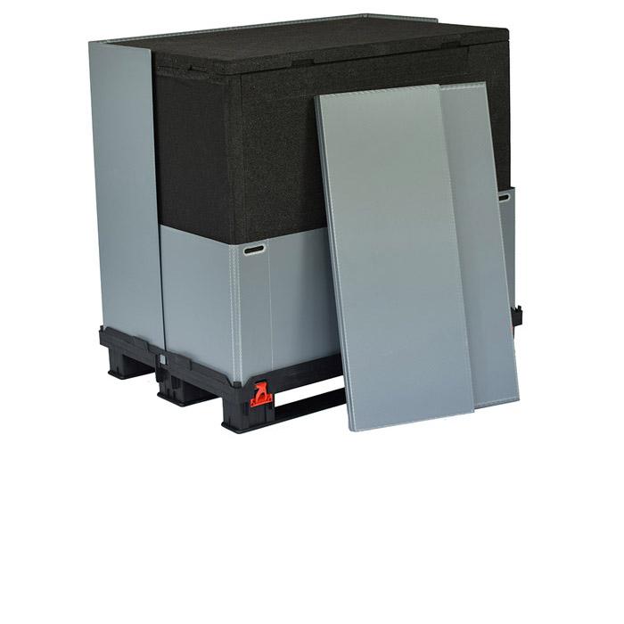 Großladungsträger ISO Light-TECH Box Vorschau