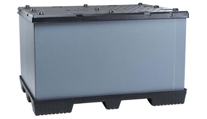 Kunststoff Großbehälter Twin SHEET Box Vorschau