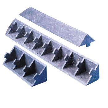 Ladungssicherungsmittel für Paletten: Multikeil MK zwei