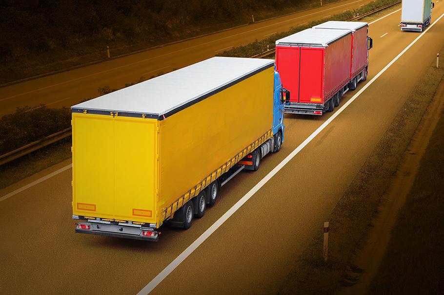 Paletten Container Plastik für Transportlogistik