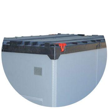 Palettenbehälter Light Flow Box