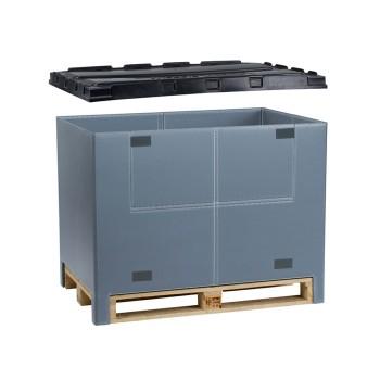 Paletten-Behälter Pallet TOP Box