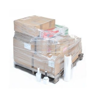 Einwegverpackung gegenüber Con-Pearl Palettenbox