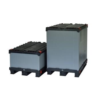 Kunststoff Großbehälter ISO Light TECH Box