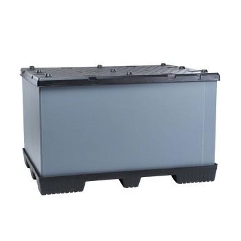 Kunststoff Grossbehaelter Twin Sheet Box