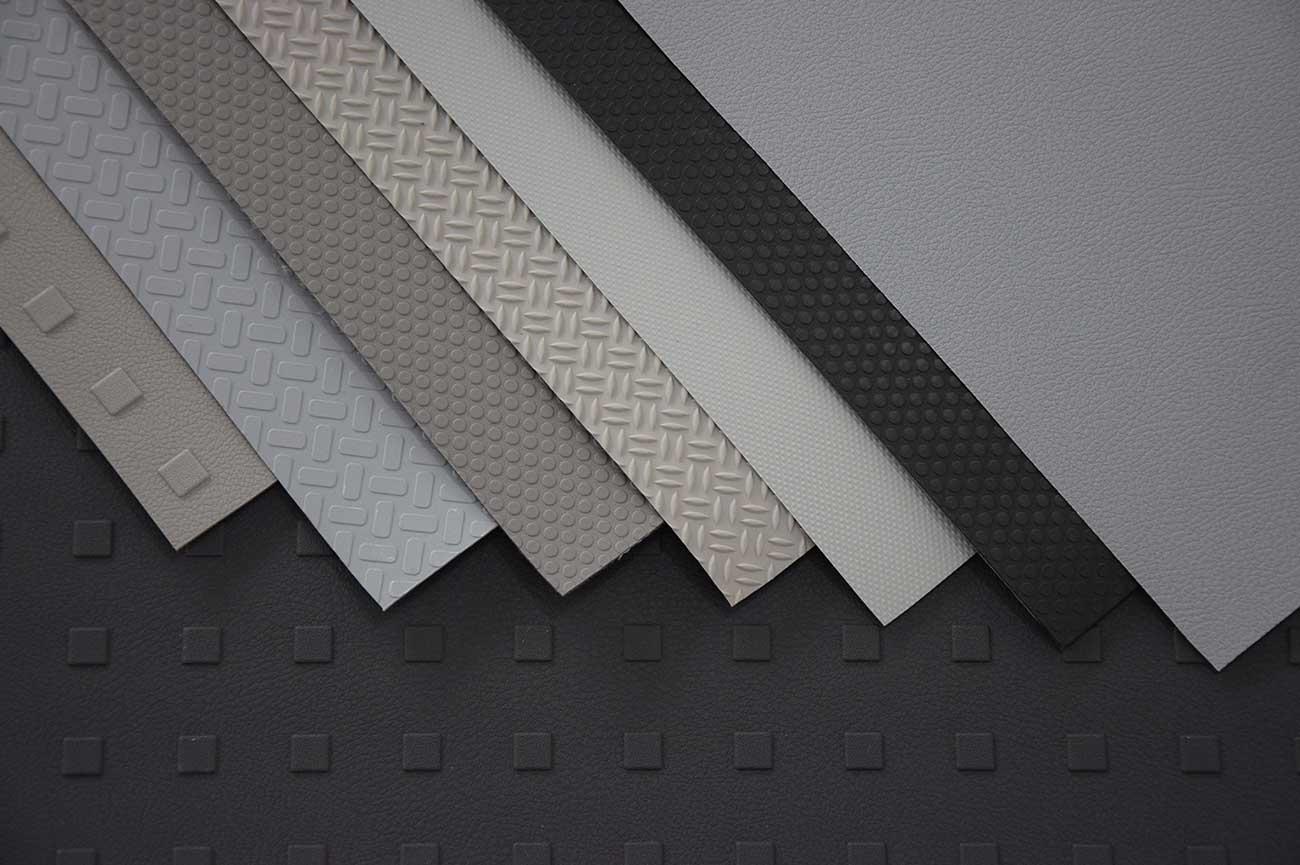 Con-Cover Lederpraege Oberflächen