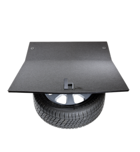trunk flooring spare wheel cover