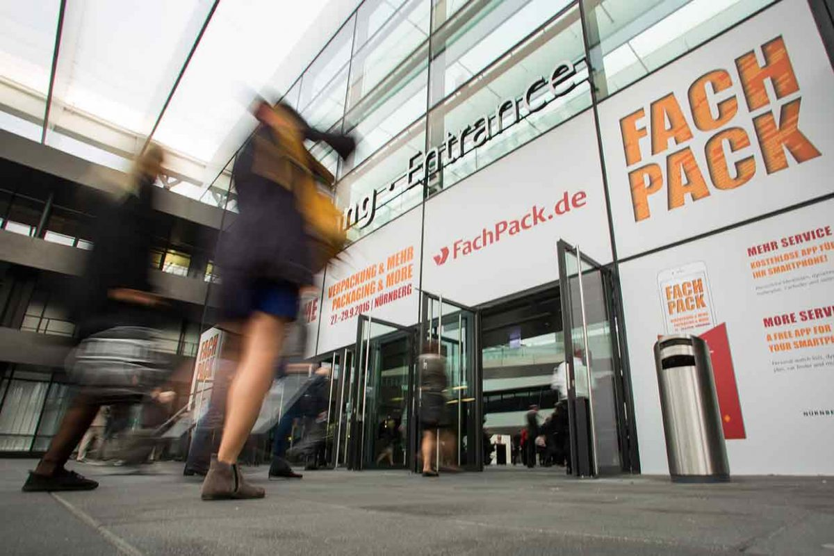 Hundreds of new contacts at the FachPack and IAA Commercial Vehicles!